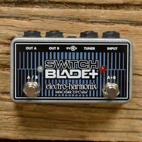 Electro-Harmonix Switchblade Plus Advanced Channel Selector USED