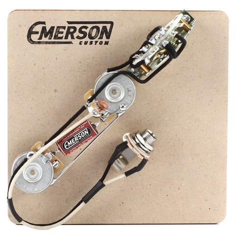 Emerson Custom 3 Way Telecaster Prewired Kit Free Domestic Shipping