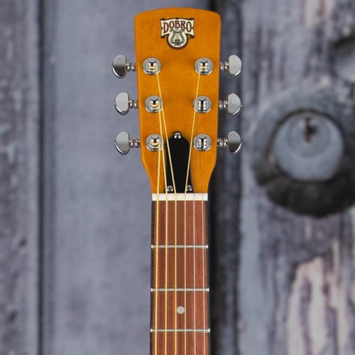 Epiphone Dobro Hound Dog Round Neck Resonator, Violinburst