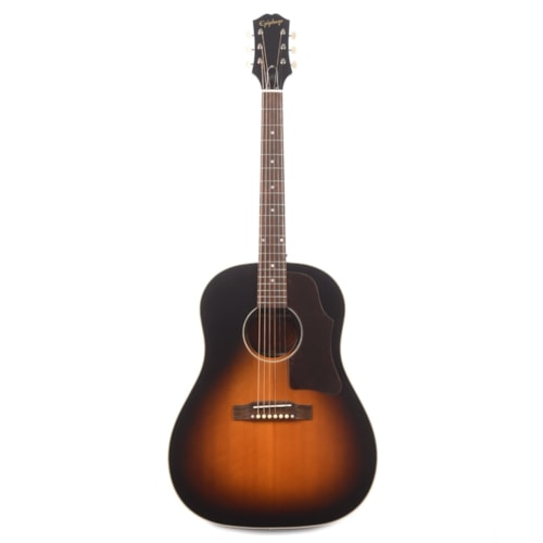 Epiphone Inspired by Gibson J-45 Aged Vintage Sunburst Gloss w/Fishman Sonicore