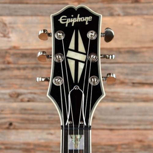 Epiphone SG Prophecy Black Aged Gloss