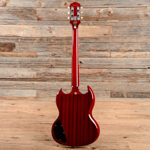 Epiphone Limited Edition 50th Anniversary 1961 SG Special Outfit Cherry