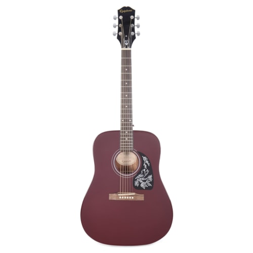 Epiphone Starling Dreadnought Wine Red