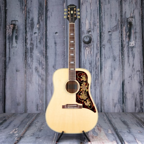 Epiphone USA Frontier Acoustic/Electric, Antique Natural