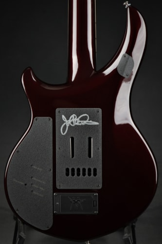 Ernie Ball Music Man BFR Majesty - Jester Red/Signed #36 of 60
