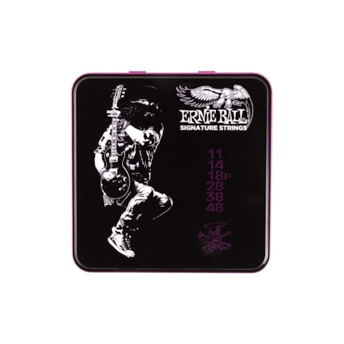 Ernie Ball Slash Signature Limited Edition Strings 11-48 3-Pack