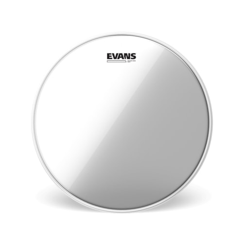 """Evans 13"""" Glass 500 Snare Side Drumhead"""