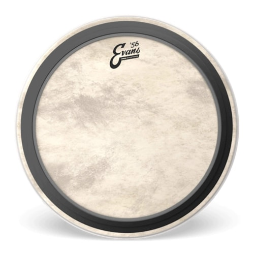"""Evans 20"""" EMAD Calftone Bass Drumhead"""
