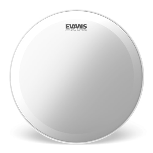 """Evans 20"""" EQ4 Coated Batter Bass Drumhead"""