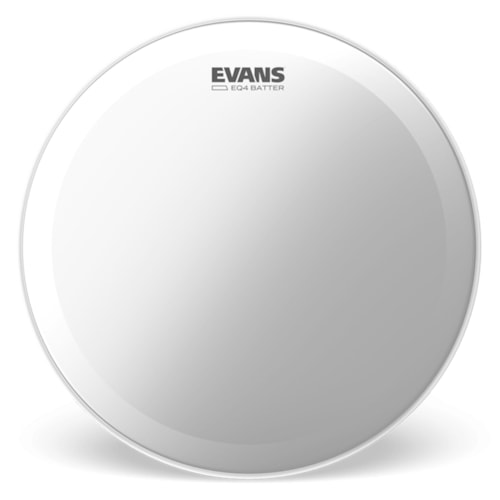 """Evans 22"""" EQ4 Coated Batter Bass Drumhead"""