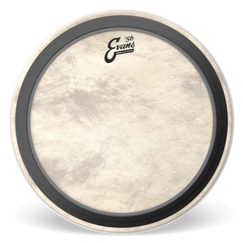 """Evans 26"""" EMAD Calftone Bass Drumhead"""