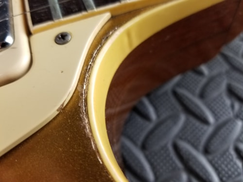 Extraordinary Vintage 1970 Gibson Les Paul Deluxe Goldtop 100%  Excellent Plus Really Nice & Clean!
