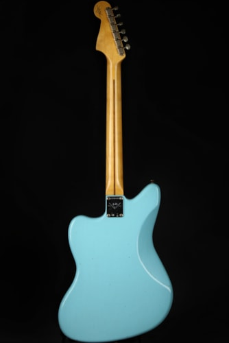 Fender Custom Shop 1950's Jazzmaster Journeyman Relic - Faded Daphne Blue (1950 reissue)