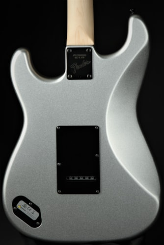 Fender Limited Edition Boxer Series Stratocaster - Inca Silver
