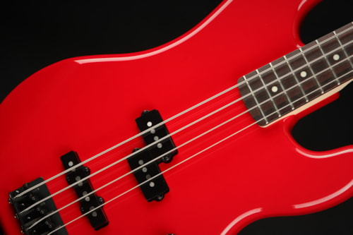 Fender Limited Edition Boxer Series PJ Bass - Torino Red