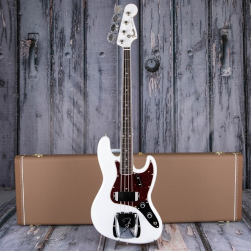 Fender 60th Anniversary Jazz Bass, Arctic Pearl
