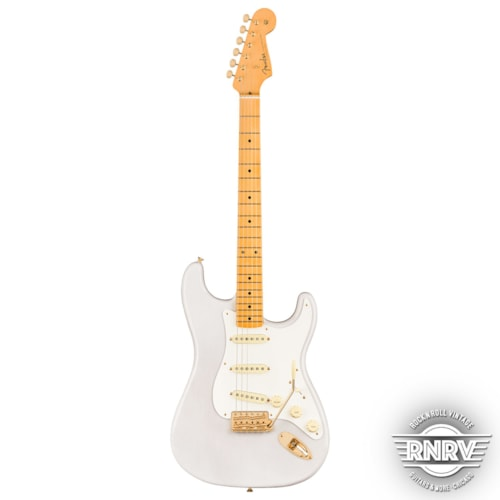 Fender American Original '50s Stratocaster with Maple Fretboard - Mary Kaye White Blonde