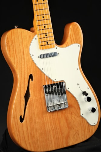 Fender American Original '60s Telecaster Thinline - Aged Natural