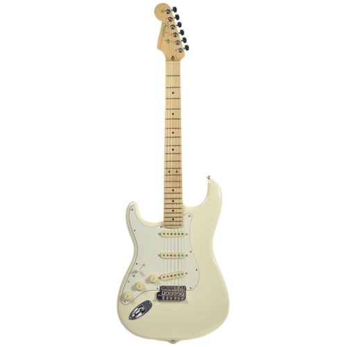 Fender American Pro Stratocaster Lefty MN Olympic White