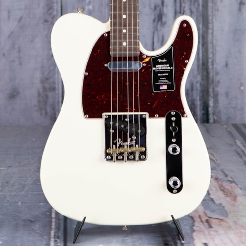 Fender American Professional II Telecaster, Olympic White