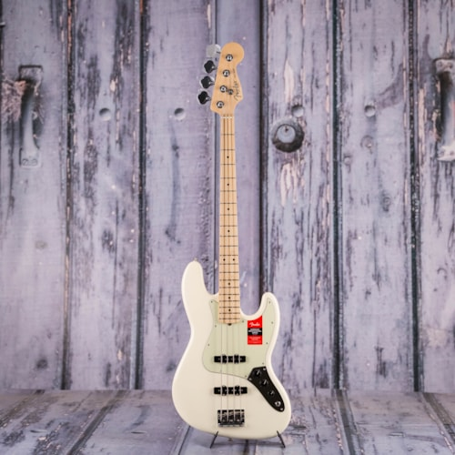 Fender American Professional Jazz Bass, Olympic White
