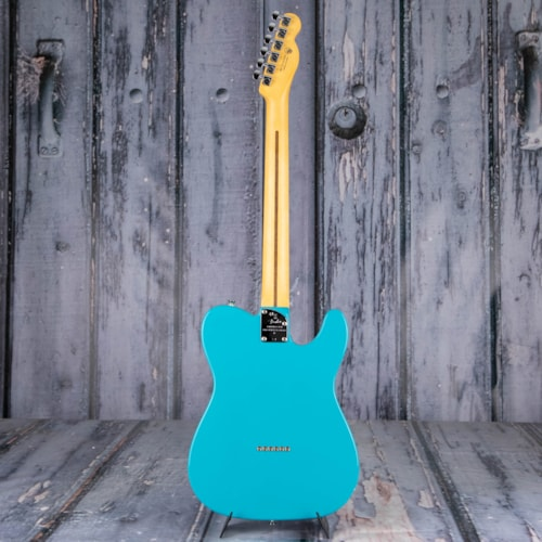 Fender American Professional II Telecaster Left-Handed, Miami Blue