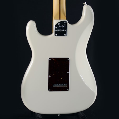 Fender American Professional II Stratocaster Olympic White Rosewood Fingerboard (US20068396)