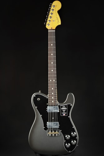 Fender American Professional II Telecaster Deluxe, Rosewood - Mercury