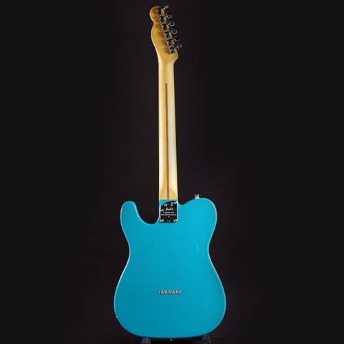 Fender American Professional II Telecaster Miami Blue Maple Fingerboard (US20082578)