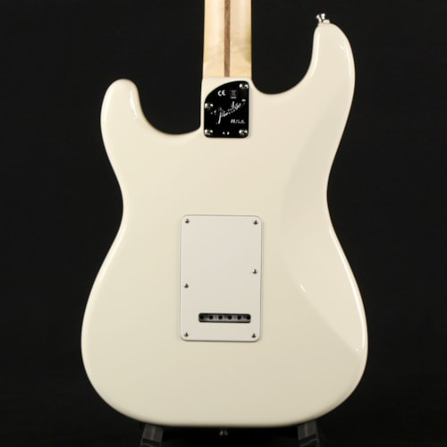 Fender Artist Series Jeff Beck Stratocaster Rosewood Fingerboard Olympic White (US21008387)