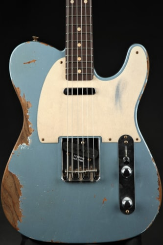 Fender Eddie's Guitars Exclusive Custom Shop 1957 Telecaster Roasted Ash Heavy Relic (1957 reissue)