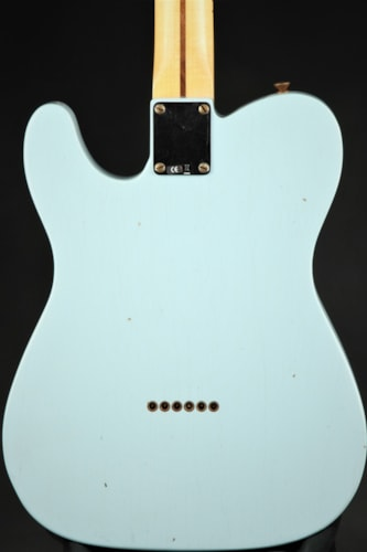 Fender Custom Shop 1950's Telecaster Journeyman - Sonic Blue (1950 reissue)