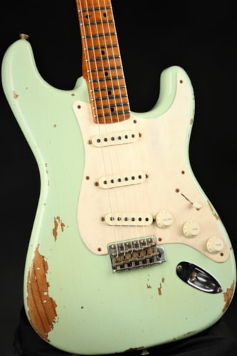 Fender Eddie's Guitars Exclusive Custom Shop 1957 Stratocaster Roasted Ash Heavy (1957 reissue)