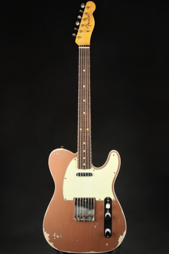 Fender Custom Shop 1960 Telecaster Custom Relic - Copper (1960 reissue)