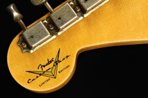 Fender Custom Shop Limited '62/'63 Stratocaster Journeyman Relic - Faded Aged 3-Color (1962 reissue)