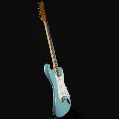 Fender Eric Johnson Stratocaster Rosewood Fingerboard Tropical Turquoise (EJ22900)