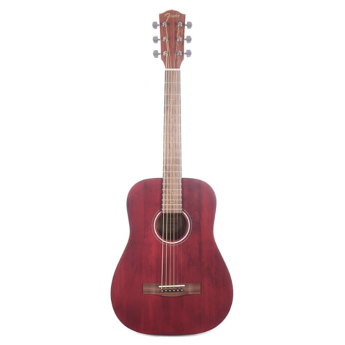 Fender FA-15 3/4 Scale Acoustic Red