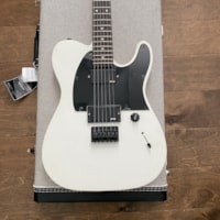 Fender Jim Root Telecaster HH - White with Ebony Fingerboard