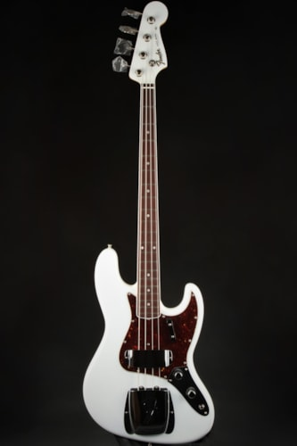 FenderLimited Edition 60th Anniversary Jazz Bass - Arctic Pearl