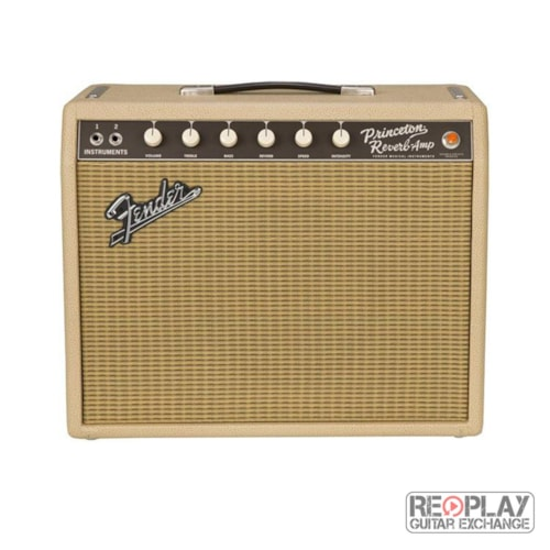 Fender Limited Edition '65 Princeton Reverb Tan/Wheat Brand New $1,099.99