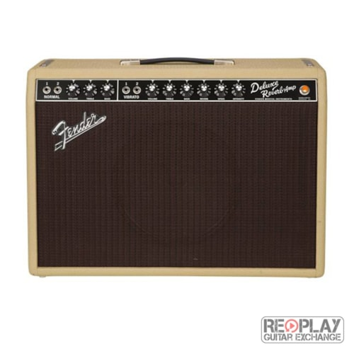 Fender Limited Edition '65 Deluxe Reverb Tan/Oxblood Brand New $1,299.99
