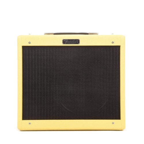 Fender Limited Edition Blues Jr. Yellow Swamp 120V