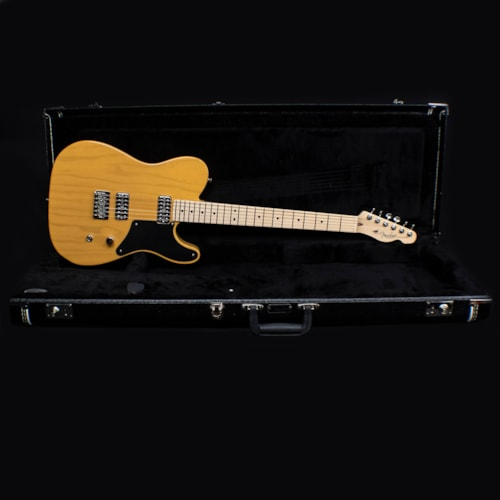 Fender Limited Edition Cabronita Telecaster MP Butterscotch Blonde w/case (9196)