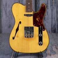 Fender Limited Edition Knotty Pine Telecaster Thinline Semi-Hollowbody, Aged