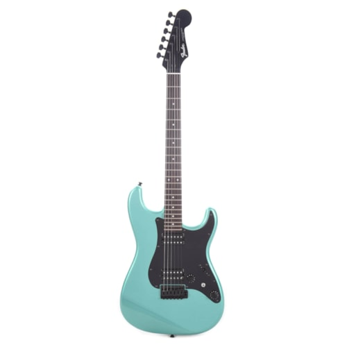 Fender Limited Edition MIJ Boxer Stratocaster HH Sherwood Green Metallic