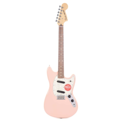 Fender Player Mustang Shell Pink