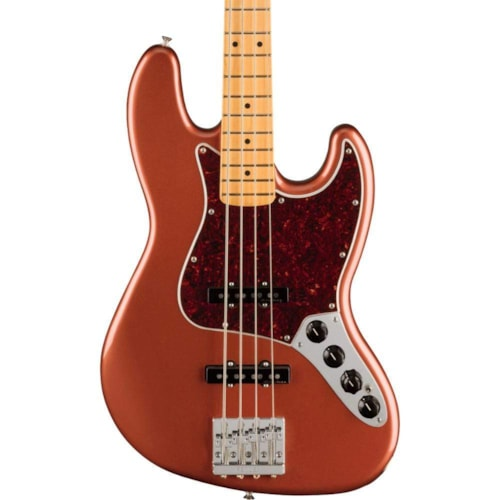 Fender Player Plus Active Jazz Bass Aged Candy Apple Red