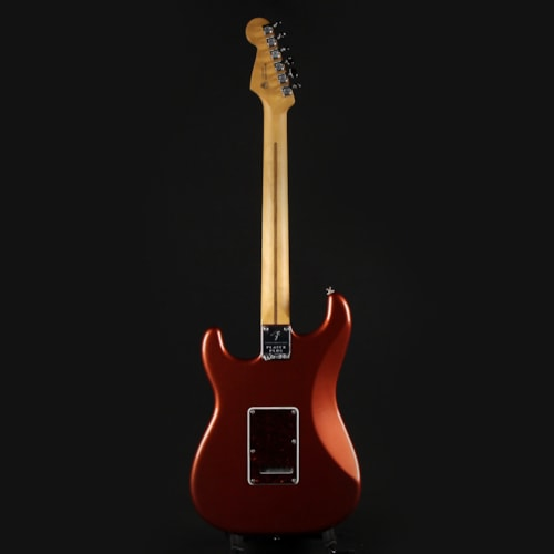 Fender Player Plus Stratocaster Aged Candy Apple Red Maple Fingerboard (MX21162781)
