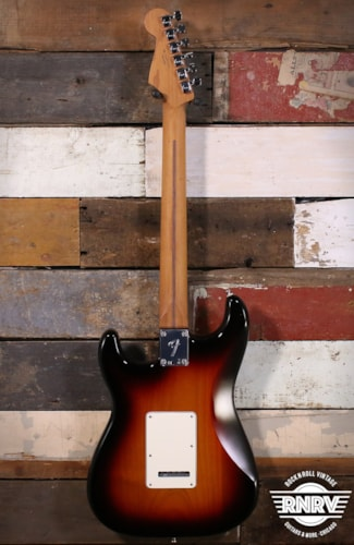 Fender Player Limited Edition Stratocaster with Roasted Maple Neck - 3 Color Sunburst