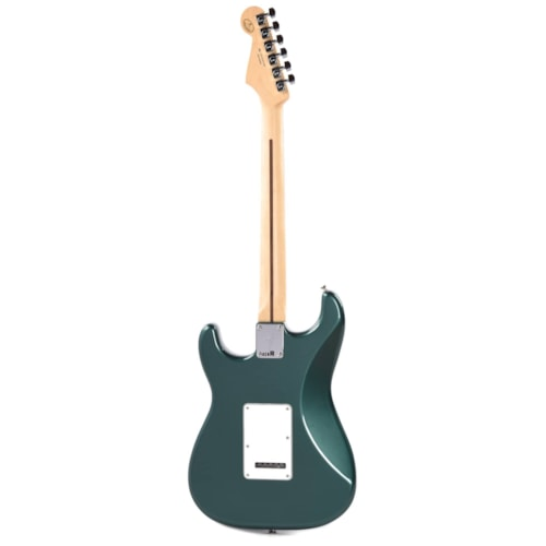 Fender Player Stratocaster Sherwood Green Metallic w/3-Ply Parchment Pickguard